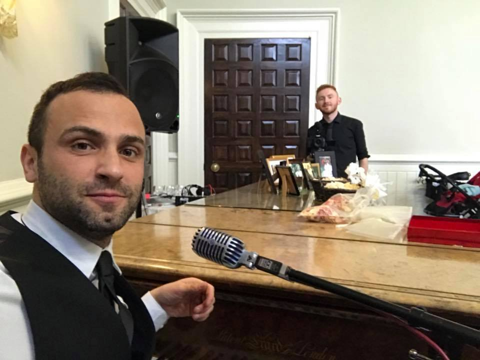 musicians for weddings and acoustic wedding singers north west